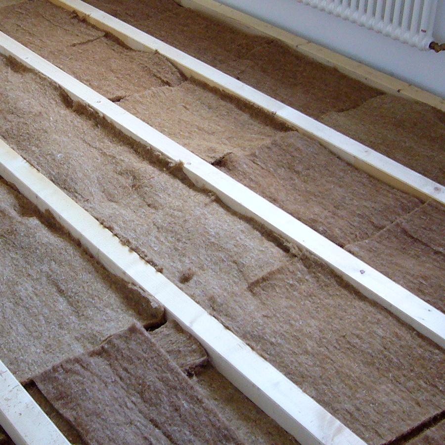 Holzboden Unterboden sanieren