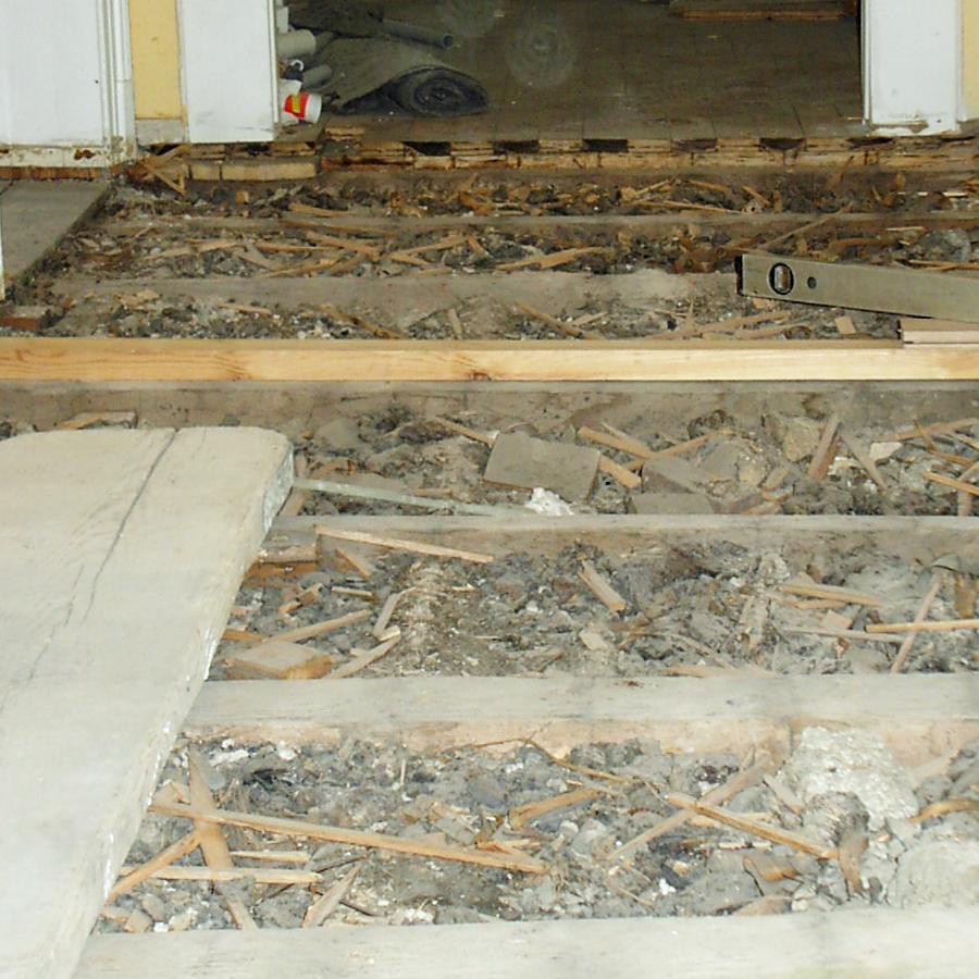 Unterboden renovieren Bonn